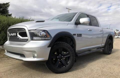 2018 RAM Ram Pickup 1500 for sale at Torgerson Auto Center in Bismarck ND