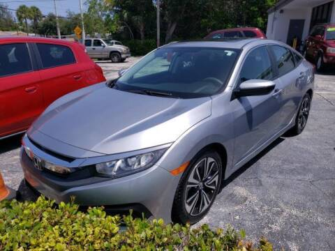 2016 Honda Civic for sale at Mike Auto Sales in West Palm Beach FL