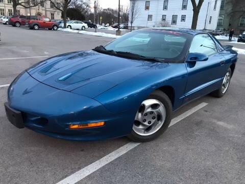 1995 Pontiac Firebird for sale at Your Car Source in Kenosha WI