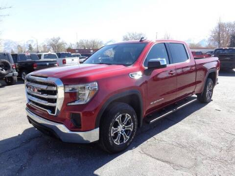 2020 GMC Sierra 1500 for sale at State Street Truck Stop in Sandy UT