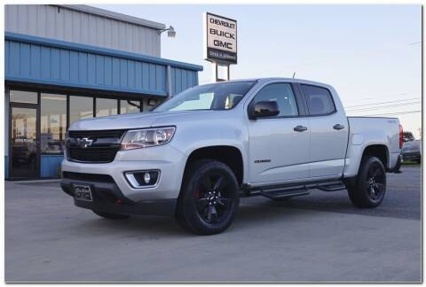 2017 Chevrolet Colorado for sale at STRICKLAND AUTO GROUP INC in Ahoskie NC