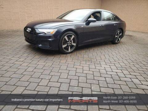2021 Audi A6 for sale at Fishers Imports in Fishers IN