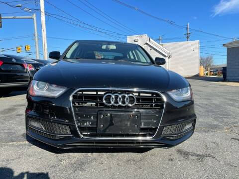 2014 Audi A4 for sale at Better Auto in South Darthmouth MA