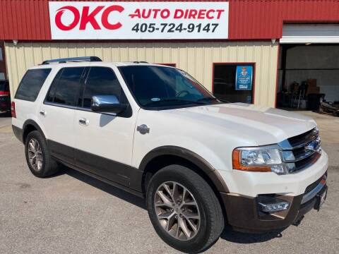 2017 Ford Expedition for sale at OKC Auto Direct in Oklahoma City OK