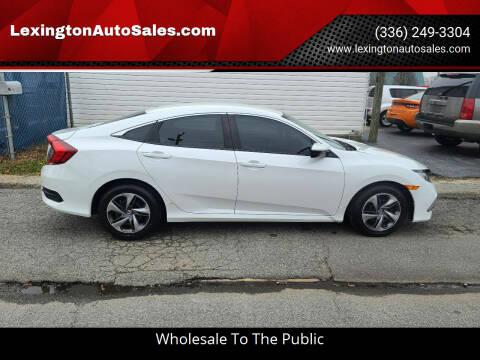 2019 Honda Civic for sale at LexingtonAutoSales.com in Lexington NC