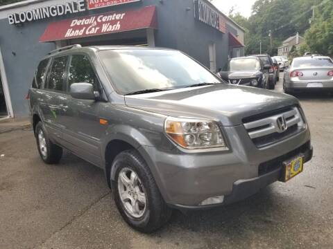 2007 Honda Pilot for sale at Bloomingdale Auto Group - The Car House in Butler NJ