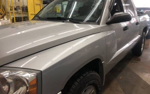 2007 Dodge Dakota for sale at Story Brothers Auto in New Britain CT