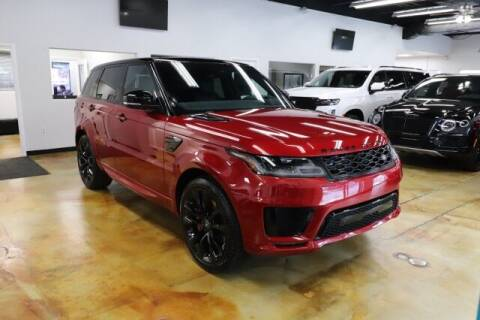 2021 Land Rover Range Rover Sport for sale at RPT SALES & LEASING in Orlando FL