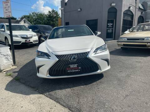 2019 Lexus ES 350 for sale at H & H Motors 2 LLC in Baltimore MD