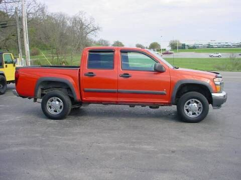 2008 Chevrolet Colorado for sale at Westview Motors in Hillsboro OH
