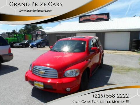 2009 Chevrolet HHR for sale at Grand Prize Cars in Cedar Lake IN