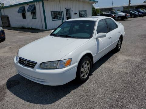 2000 Toyota Camry for sale at Jamrock Auto Sales of Panama City in Panama City FL