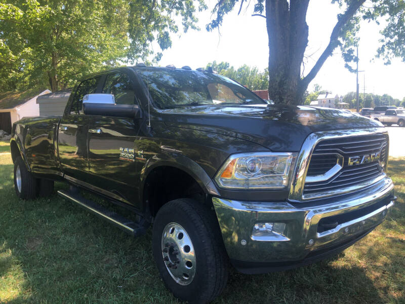 2018 RAM Ram Pickup 3500 for sale at Creekside Automotive in Lexington NC