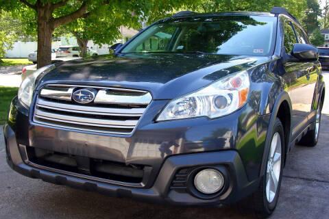 2013 Subaru Outback for sale at Prime Auto Sales LLC in Virginia Beach VA