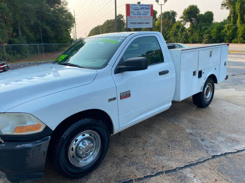 2010 Dodge Ram Chassis 2500 for sale at TOP OF THE LINE AUTO SALES in Fayetteville NC