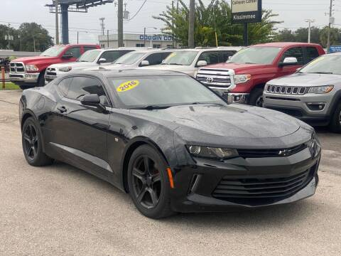 2016 Chevrolet Camaro for sale at Marvin Motors in Kissimmee FL