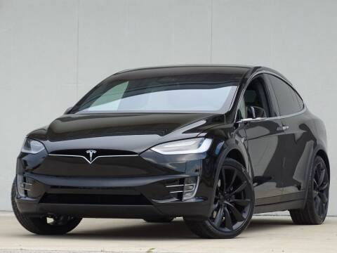 2019 Tesla Model X for sale at Chicago Motors Direct in Addison IL