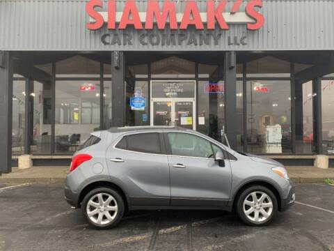 2015 Buick Encore for sale at Siamak's Car Company llc in Salem OR