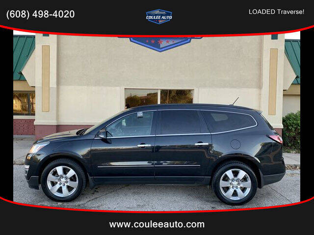 2014 Chevrolet Traverse for sale at Coulee Auto in La Crosse WI
