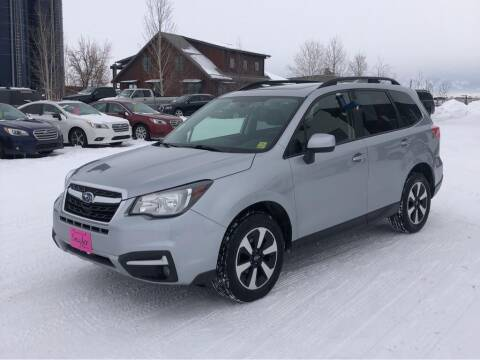 2018 Subaru Forester for sale at Snyder Motors Inc in Bozeman MT