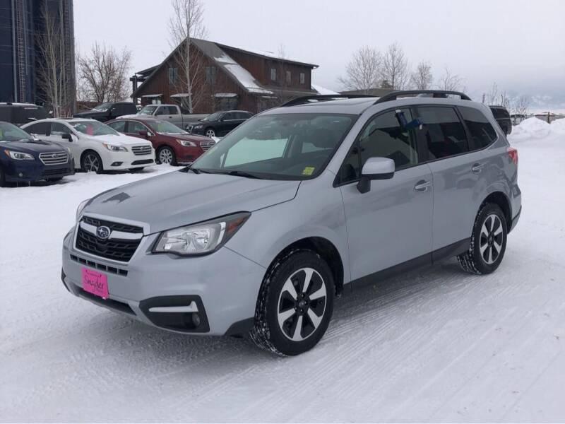 2018 Subaru Forester for sale at Snyder Motors Inc in Bozeman MT