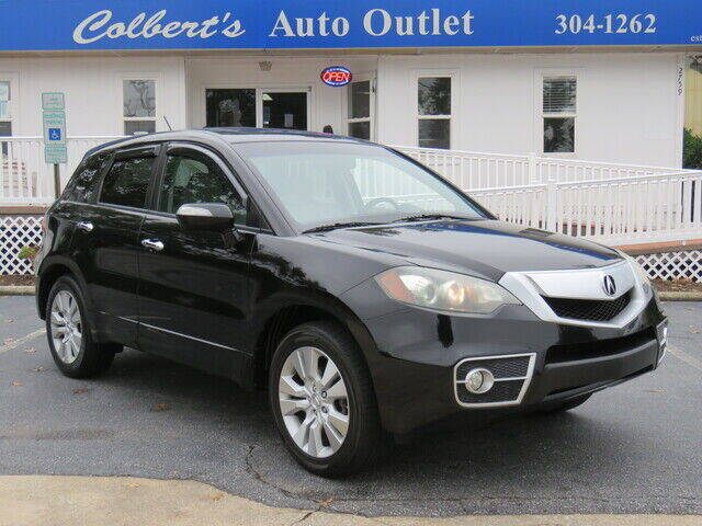 2010 Acura RDX for sale at Colbert's Auto Outlet in Hickory NC