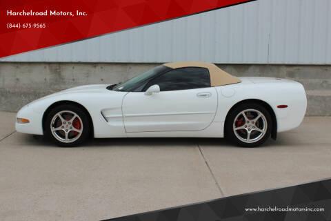 2004 Chevrolet Corvette for sale at Harchelroad Motors, Inc. in Imperial NE