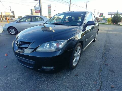 2008 Mazda MAZDA3 for sale at Regional Auto Sales in Madison Heights VA