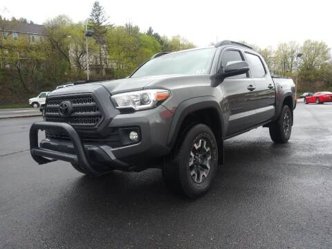 2016 Toyota Tacoma for sale at Mulligan's Auto Exchange LLC in Paxinos PA