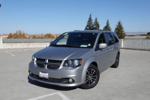 2018 Dodge Grand Caravan for sale at BAY AREA CAR SALES in San Jose CA