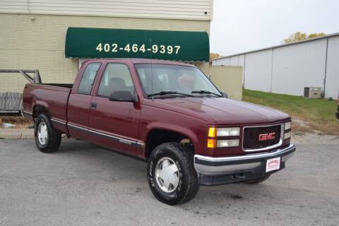 1996 GMC Sierra 1500 for sale at Eastep's Wheels in Lincoln NE