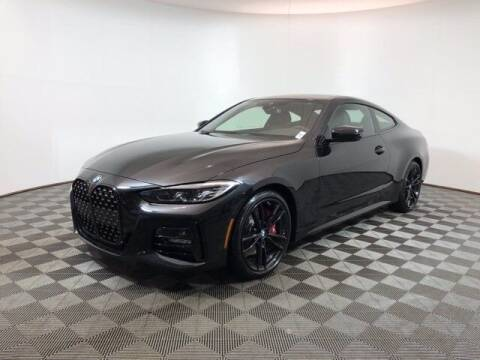 2021 BMW 4 Series for sale at BMW of Schererville in Shererville IN