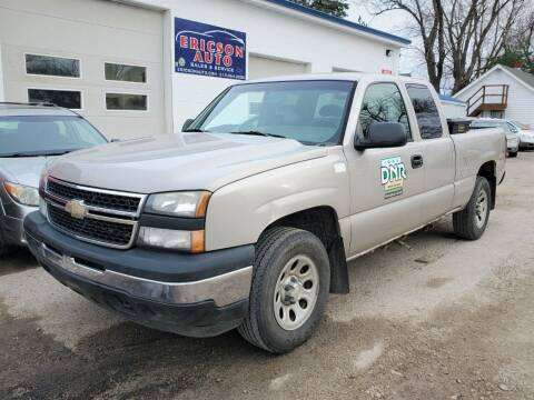 2006 Chevrolet Silverado 1500 for sale at Ericson Auto in Ankeny IA