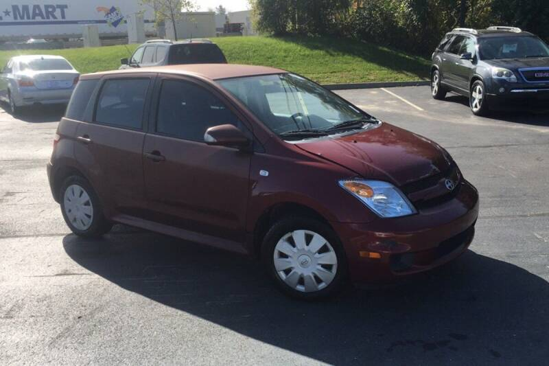 2006 Scion xA for sale at WEINLE MOTORSPORTS in Cleves OH