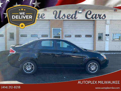 2011 Ford Focus for sale at Autoplex 3 in Milwaukee WI