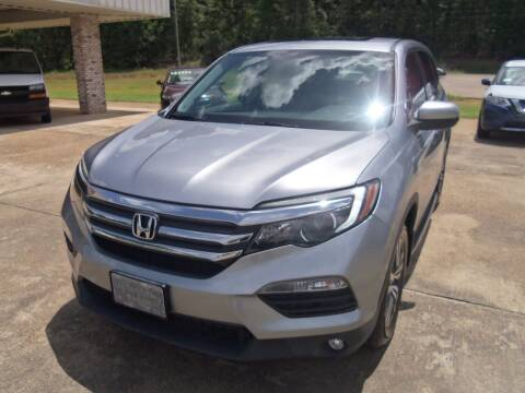 2017 Honda Pilot for sale at Howell Buick GMC Nissan in Summit MS