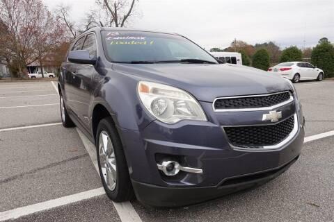 2013 Chevrolet Equinox for sale at Womack Auto Sales in Statesboro GA
