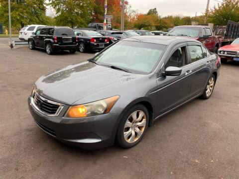 2008 Honda Accord for sale at Vuolo Auto Sales in North Haven CT