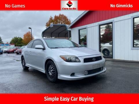 2008 Scion tC for sale at Cars To Go in Portland OR