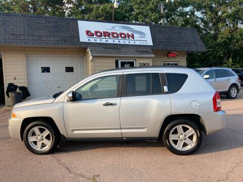 2009 Jeep Compass for sale at Gordon Auto Sales LLC in Sioux City IA