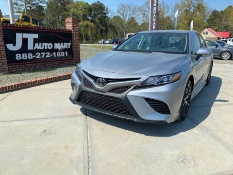 2020 Toyota Camry for sale at J T Auto Group in Sanford NC