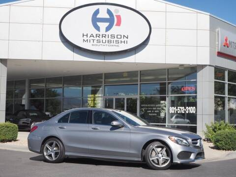 2016 Mercedes-Benz C-Class for sale at Harrison Imports in Sandy UT