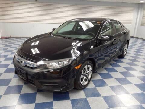 2016 Honda Civic for sale at Mirak Hyundai in Arlington MA
