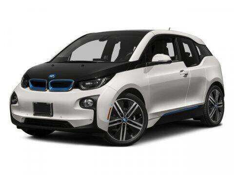 2015 BMW i3 for sale at J T Auto Group in Sanford NC