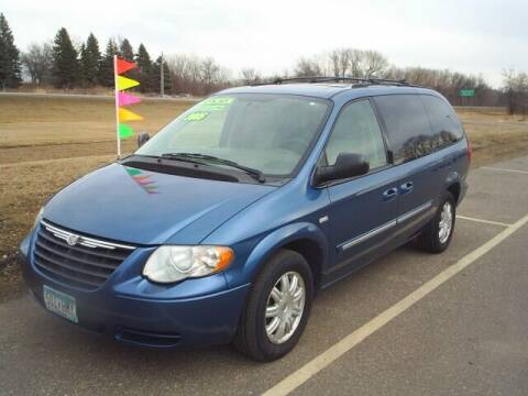 2005 Chrysler Town and Country for sale at Dales Auto Sales in Hutchinson MN