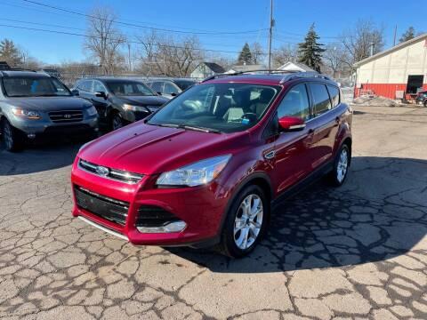 2015 Ford Escape for sale at Dean's Auto Sales in Flint MI