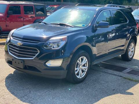 2016 Chevrolet Equinox for sale at AMA Auto Sales LLC in Ringwood NJ