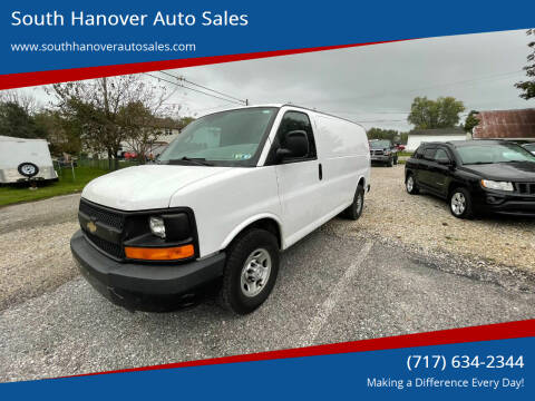 2016 Chevrolet Express Cargo for sale at South Hanover Auto Sales in Hanover PA