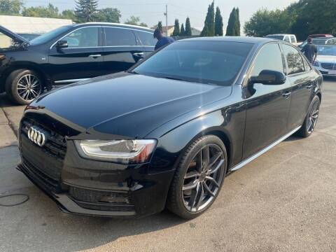 2016 Audi S4 for sale at Coast to Coast Imports in Fishers IN