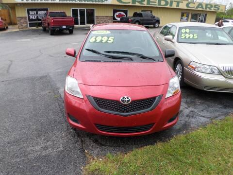 2012 Toyota Yaris for sale at Credit Cars of NWA in Bentonville AR